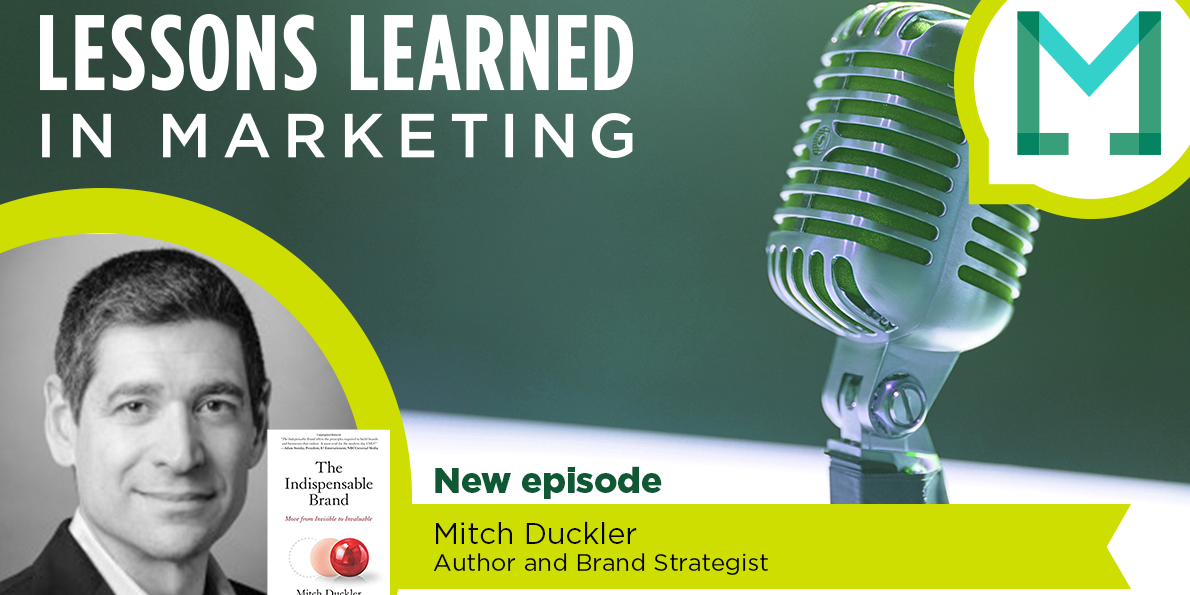 The Indispensable Brand with Mitch Duckler